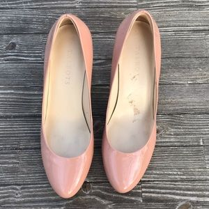 🌵 TALBOTS Pink Heels SZ 7.5